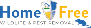 Home Free Wildlife and Pest Removal Inc.
